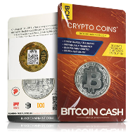 Crypto Currency Silver Rounds