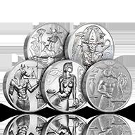 Egyptian Gods Series