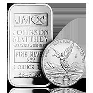 In Stock Silver