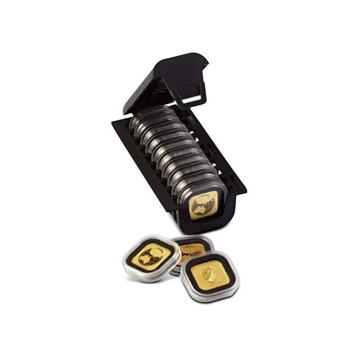 1/10 oz Australian Legal Tender Gold Unit Tube