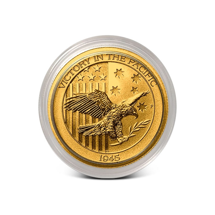 2016 1/4 oz Gold - Victory in the Pacific Coin