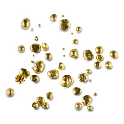 1 oz Gold Grain .999 Fine