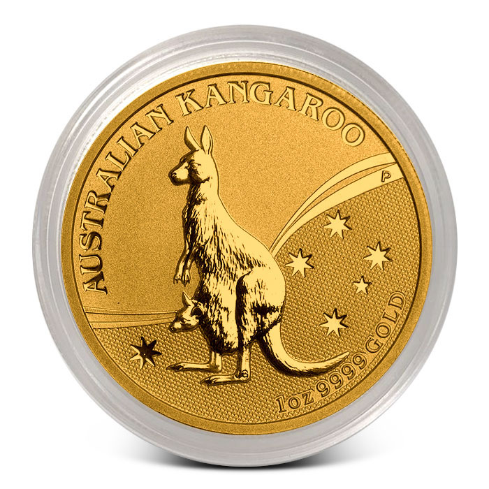 1 oz Gold Kangaroo Coin