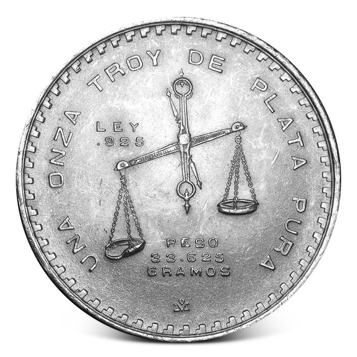 Mexican One Ounce Onza