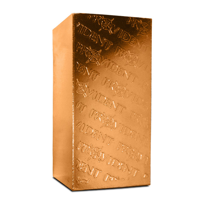 Cu Elemental 10 lb Copper Bar