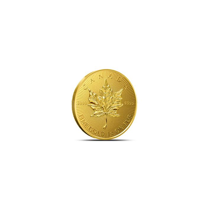 2017 Gold Maplegram
