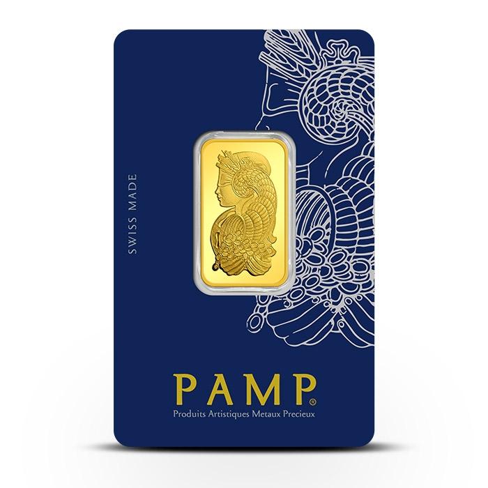 20 Gram Gold Bar - PAMP Suisse