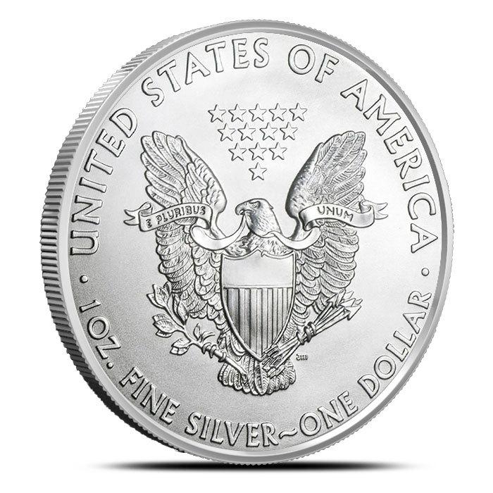 2011 San Francisco American Silver Eagle Monster Box