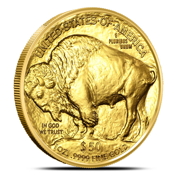 2011 One Ounce Gold Buff