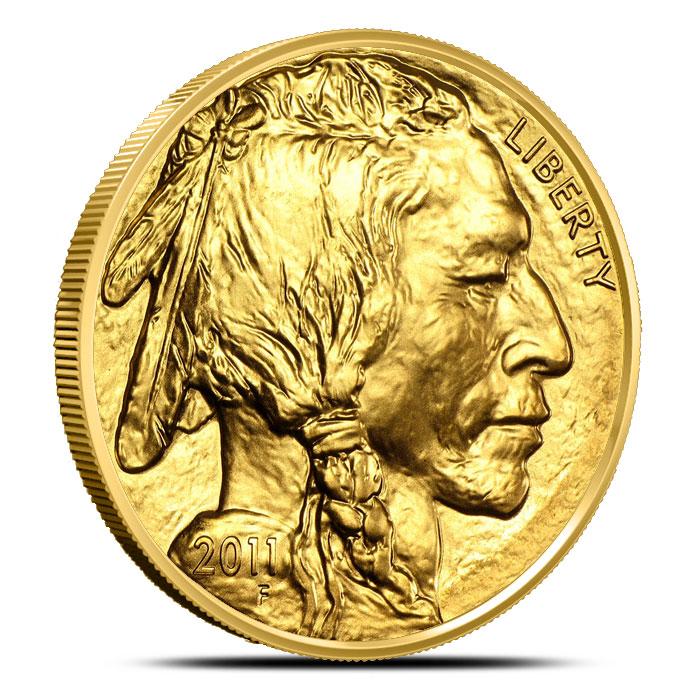 2011 Gold Buffalo 1 oz Coin