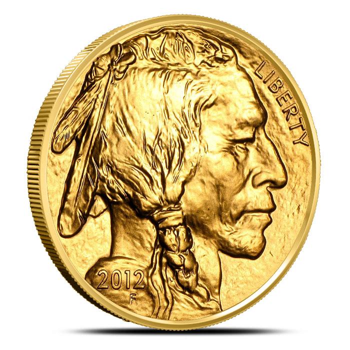 2012 1 oz Gold Buffalo