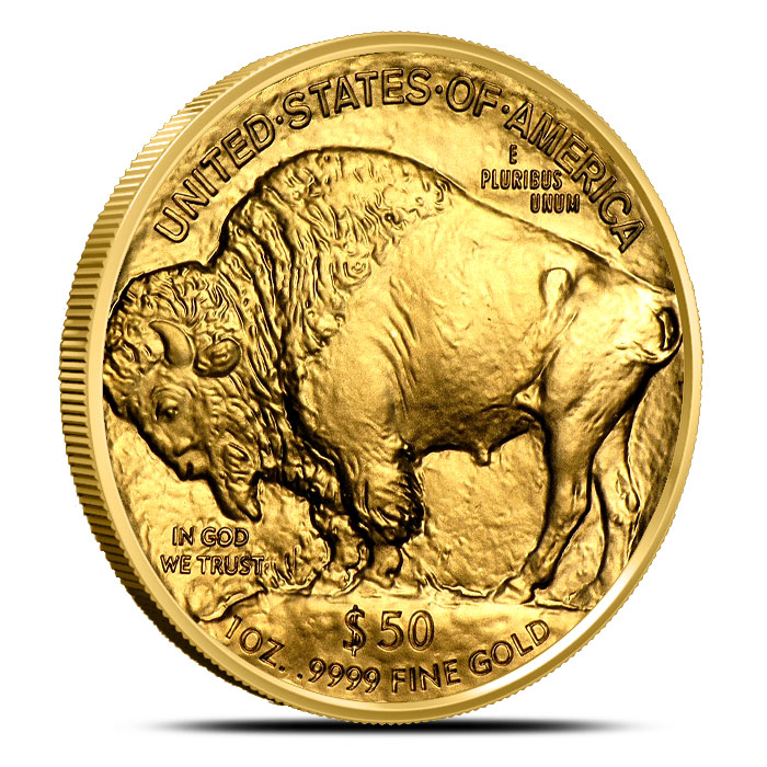 2013 One Ounce Gold Buffalo