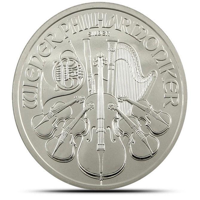 2013 Austrian Silver Philharmonic Reverse