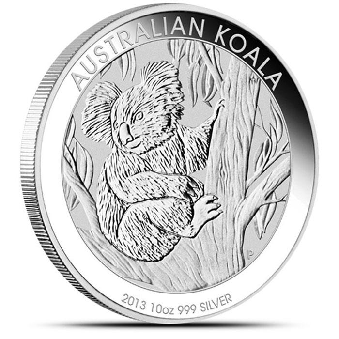 2013 10 oz Perth Mint Silver Koala