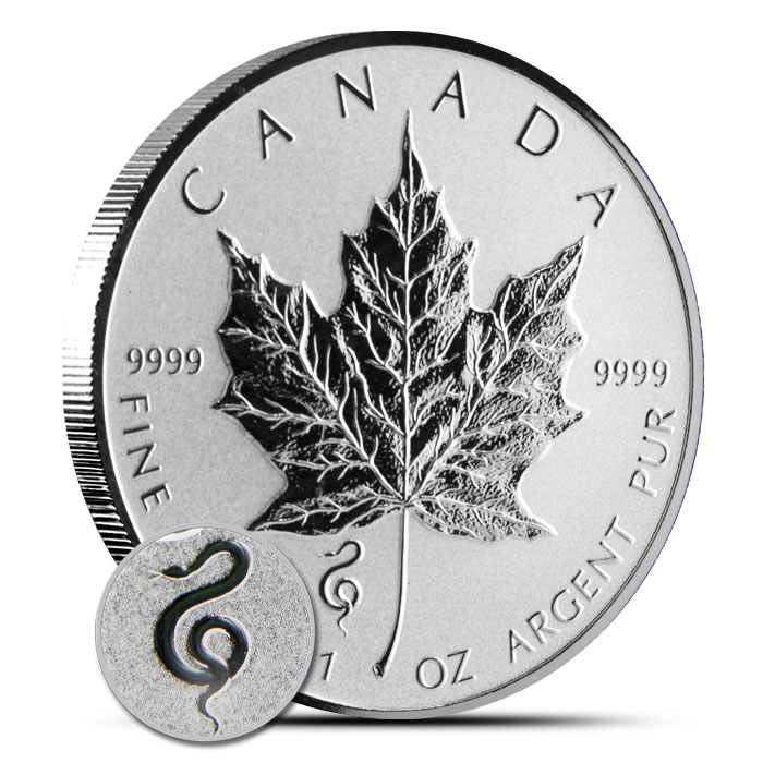 2013 Snake Privy Candian Silver Maple Reverse