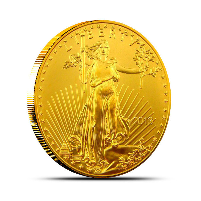 2013 1/2 oz American Gold Eagle Reverse