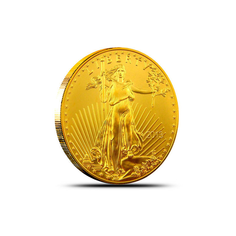 2013 1/10 oz American Gold Eagle Obverse