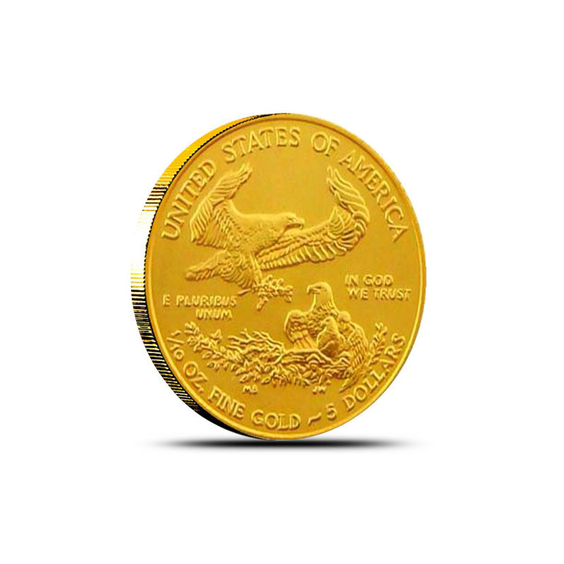 2013 1/10 oz American Gold Eagle Reverse
