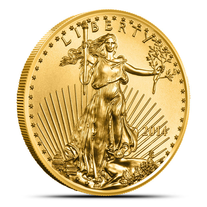 2014 American Gold Eagle