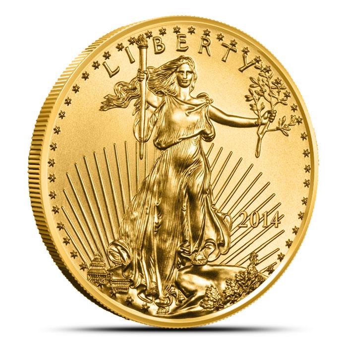 2014 American Gold Eagle