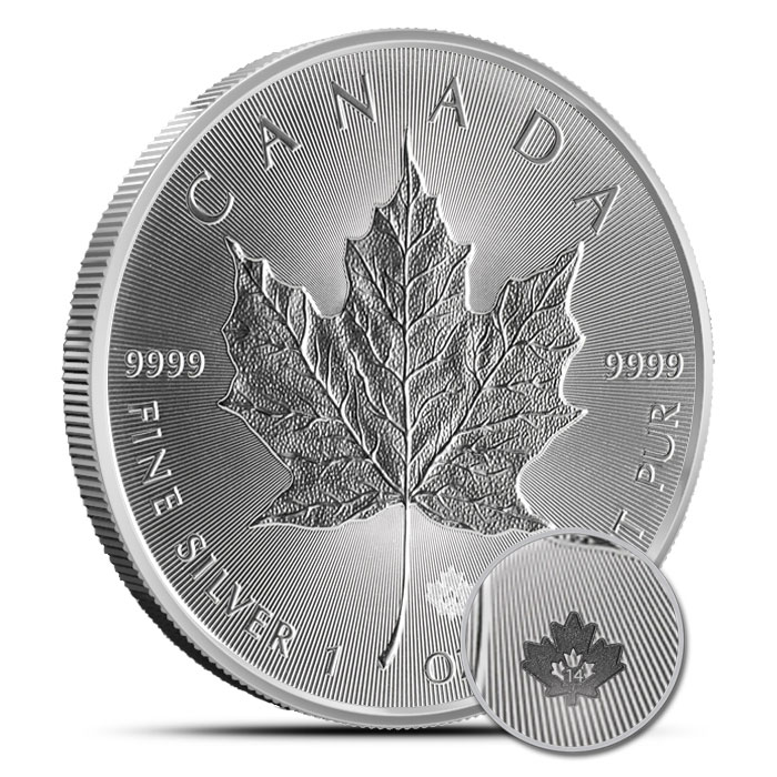 2014 Canadian Silver Maple Reverse