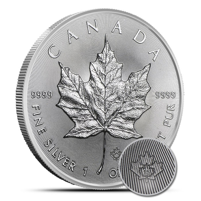 2015 Canadian Silver Maple Reverse