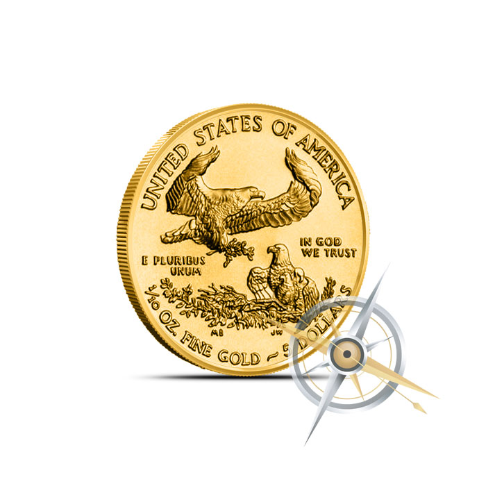 2015 Tenth Ounce American Gold Eagle