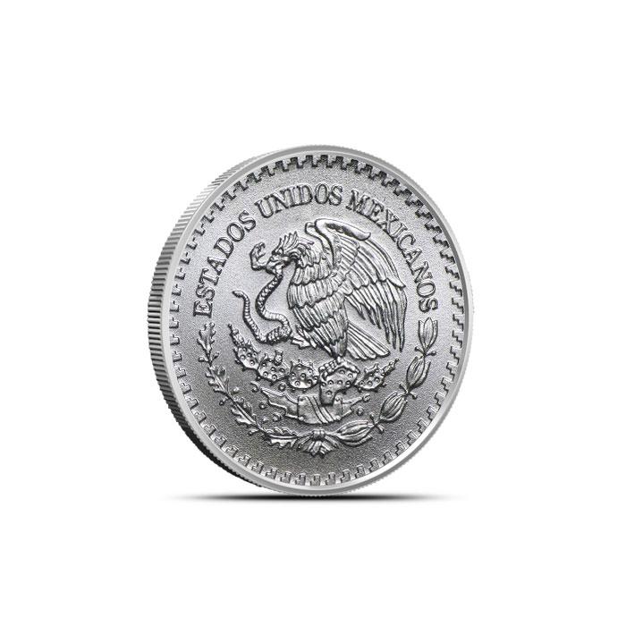 2018 Mexico 1/10 oz Silver Libertad