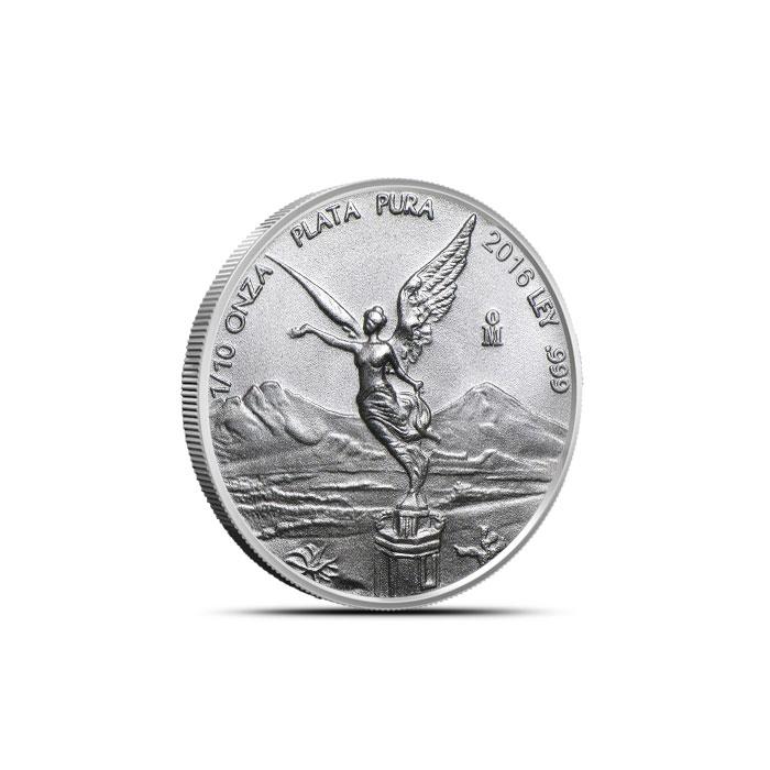2016 1/10 oz Mexican Silver Libertad