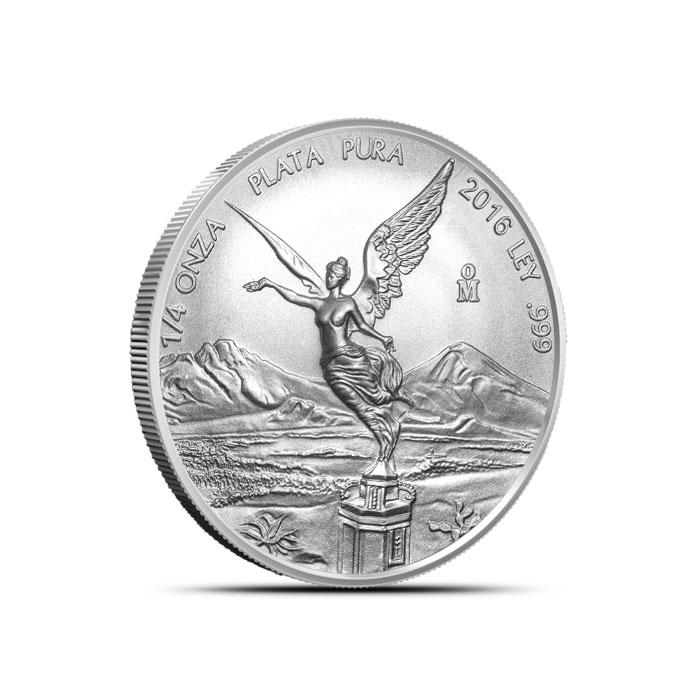2016 1/4 oz Mexican Silver Libertad
