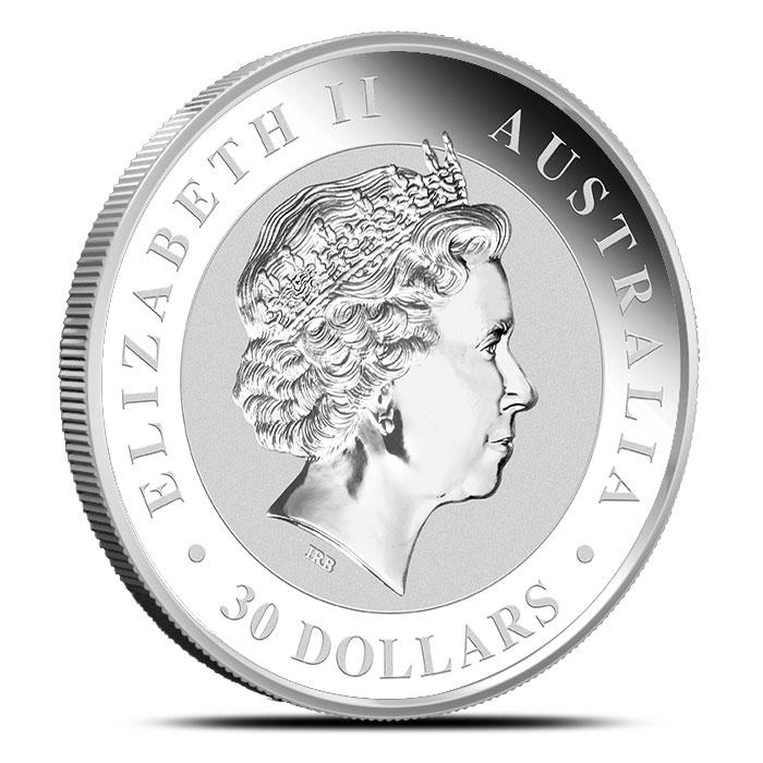 2016 one kilo Silver Kookaburra | Perth Mint