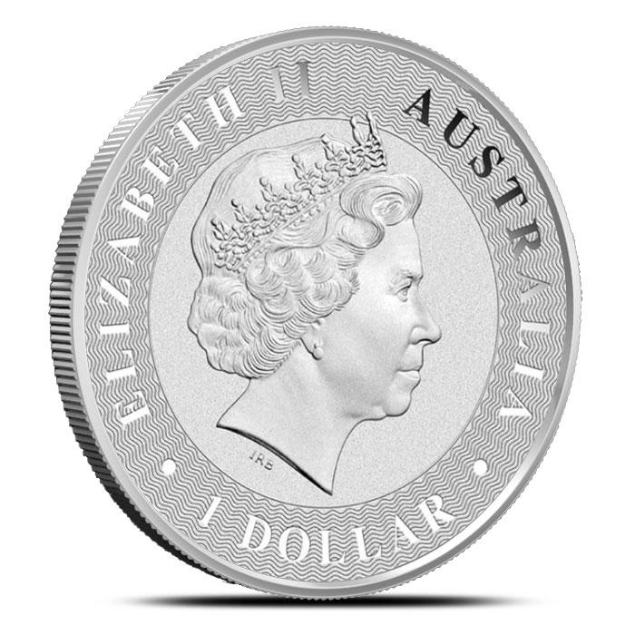 2016 one ounce Australian Silver Kangaroo