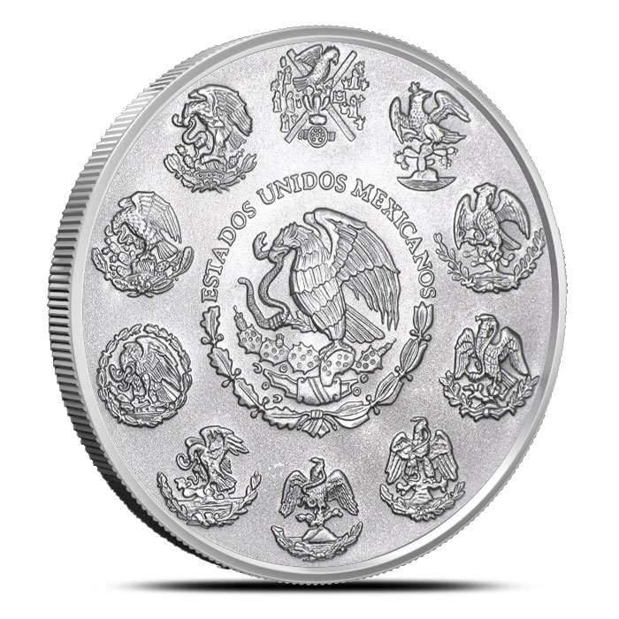 2016 one ounce Mexican Silver Libertad