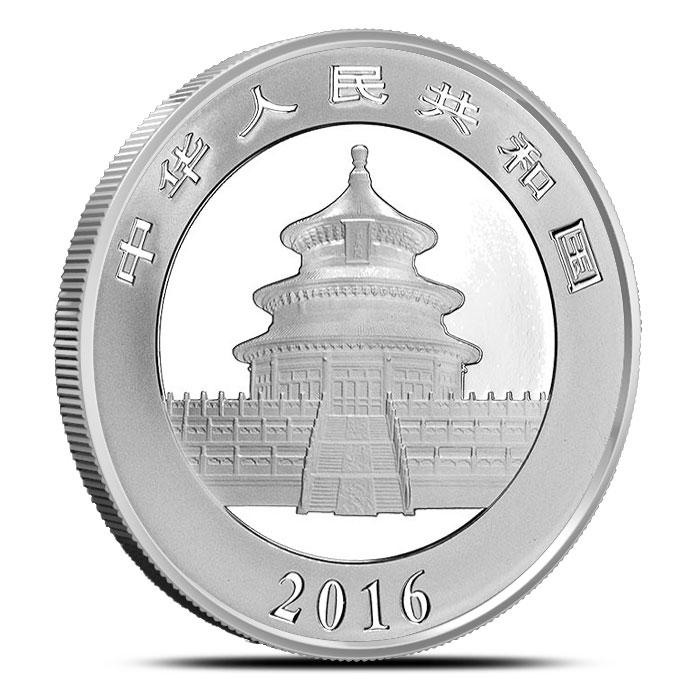 Chinese Silver Panda | 30 gram