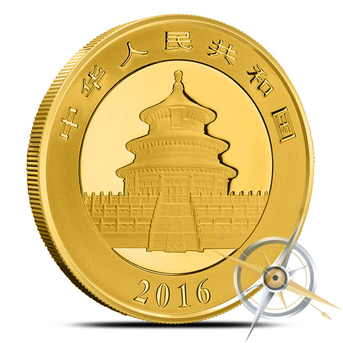 2016 Chinese Gold Panda | 30 gram