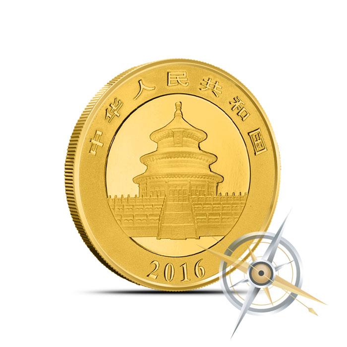 2016 Chinese Gold Panda | 8 gram