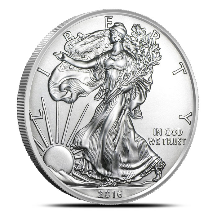 2016 American Silver Eagle | 1 oz Silver Coin