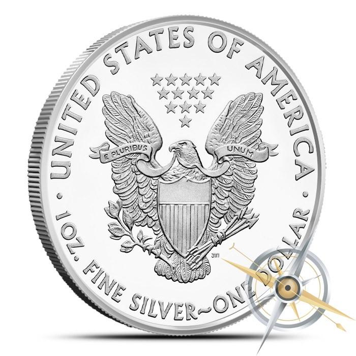 American Silver Eagle | 2017 20 Count