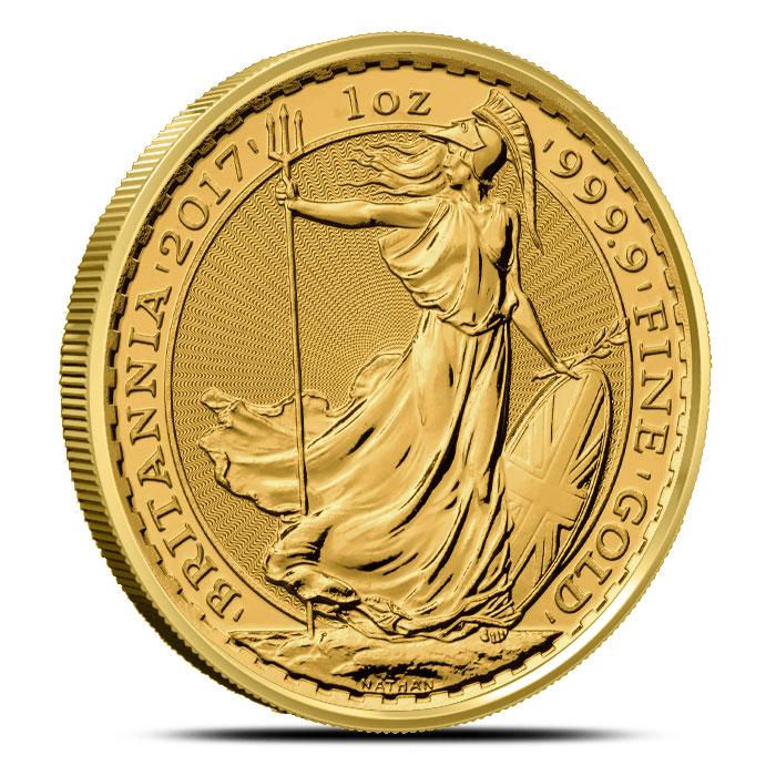 2017 Gold Britannia