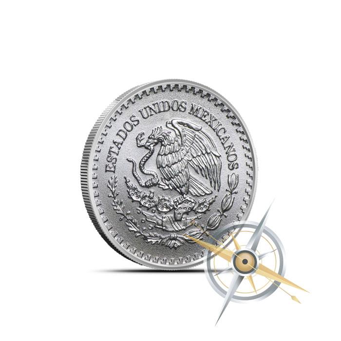 2017 1/10 oz Mexican Silver Libertad
