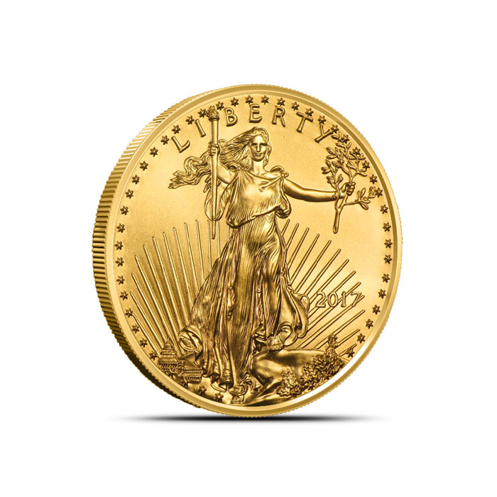 American Gold Eagle | 1/4 oz