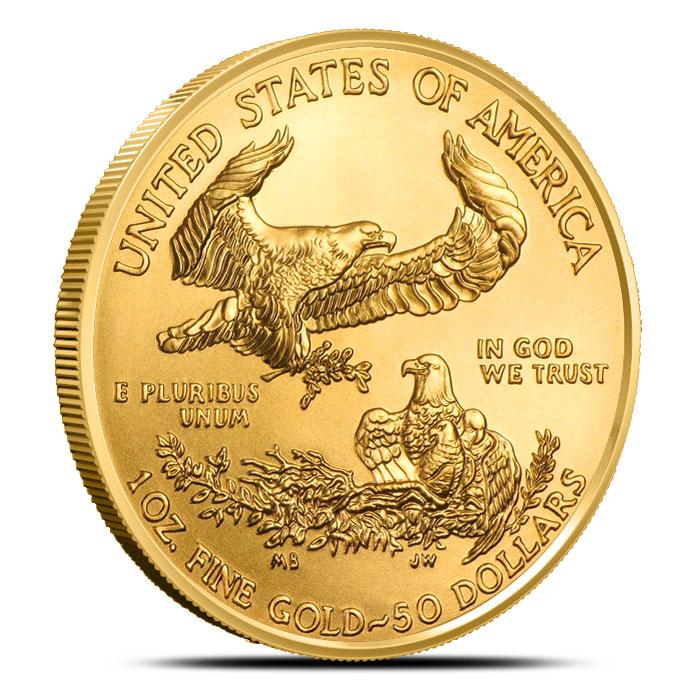 2017 1 oz Gold Eagle