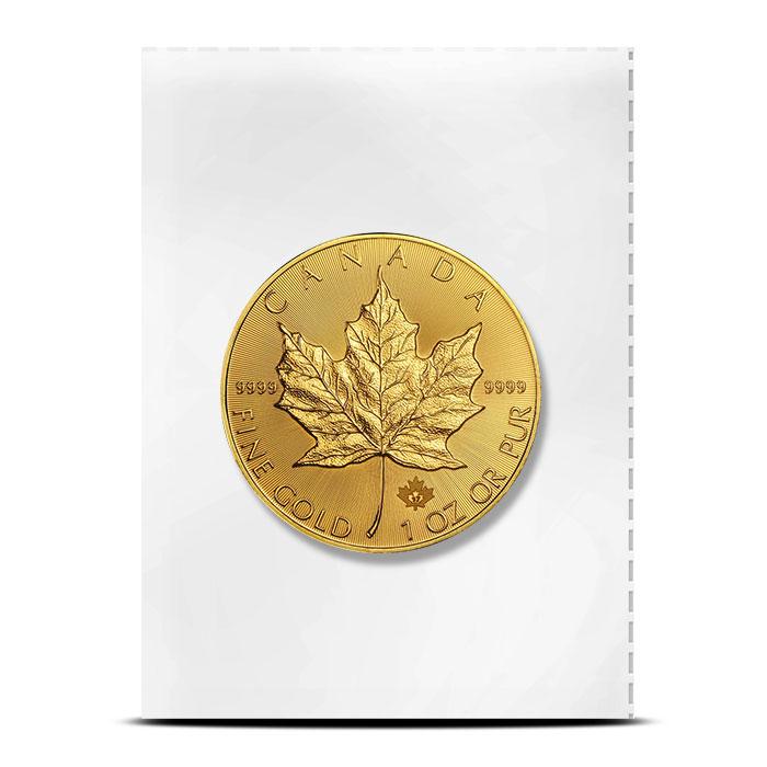 2017 1 oz Canadian Flex Pack Gold Maple Leaf