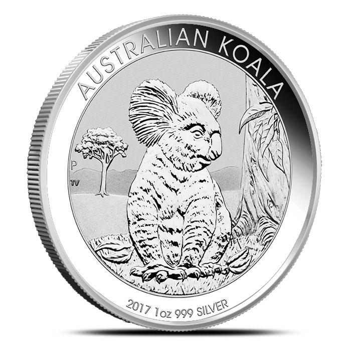Silver Koala Coin | 1 oz Silver