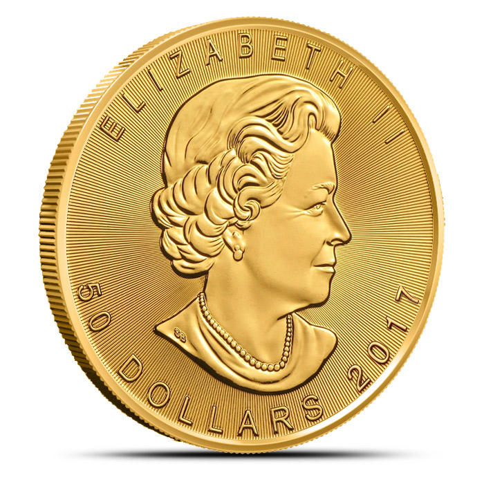 2017 Canadian Gold Maple