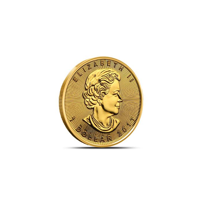 2017 1/20 oz Gold Maple