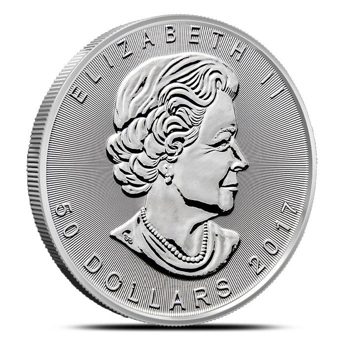 2017 Canadian Platinum Maple