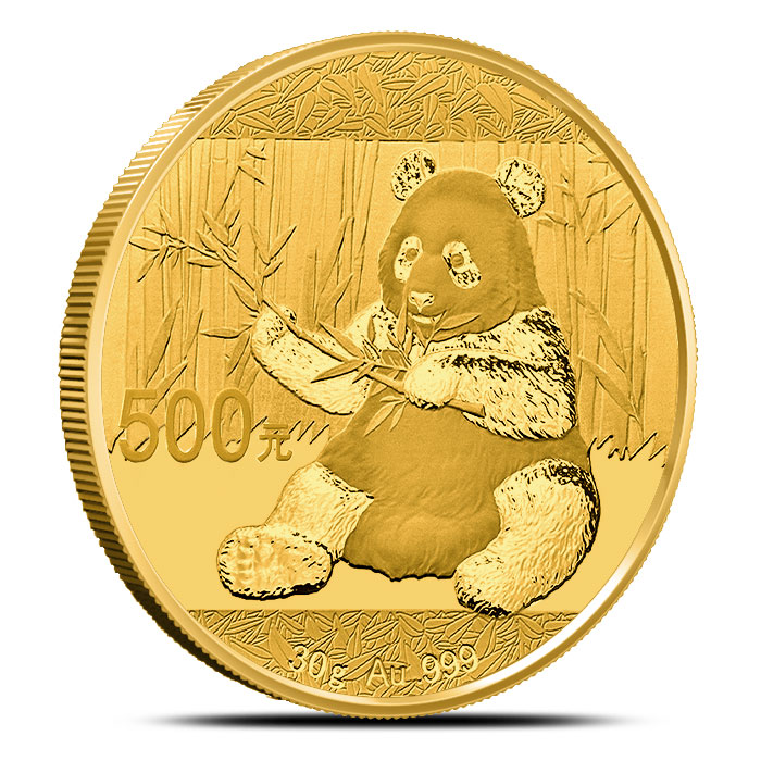 2017 Gold Panda