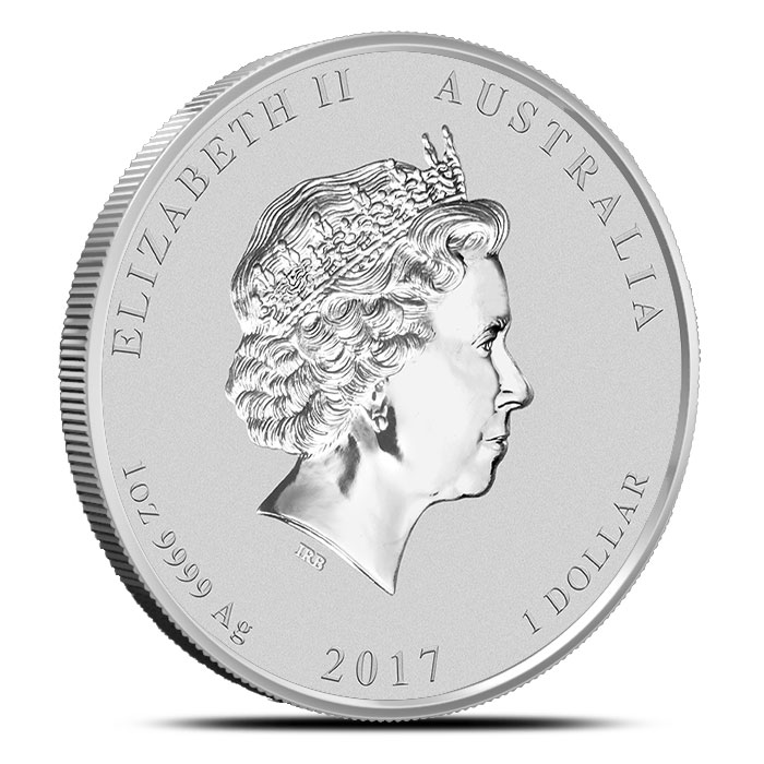 Year of the Rooster 1 oz Silver Coin | Perth Mint