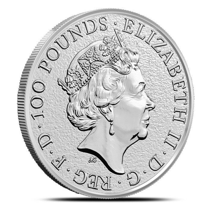 The Lion Platinum Queen